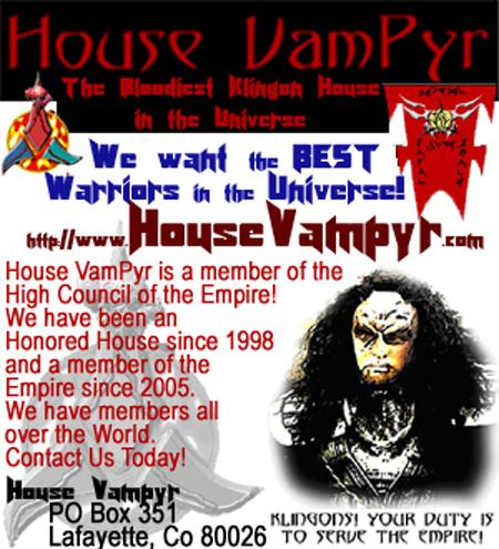 House VamPyr