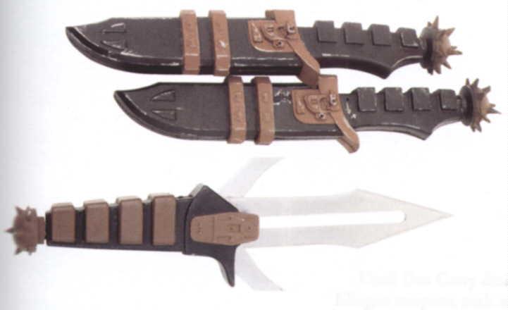 Klingon WeaponsNew Klingon Weapons